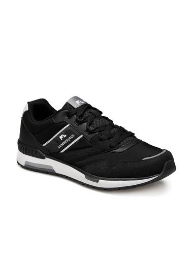 Lumberjack Erkek Siyah Sneakers 100497520  Siyah